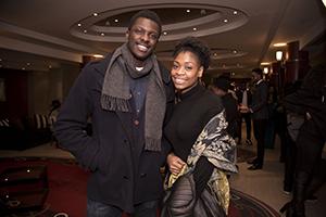 NK Abani The Rose Arts London M.A.N. Screening Alesha Pryce Ben Sarpong