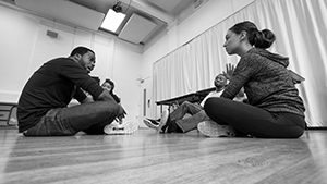 The Rose Arts London Rehearsal 16