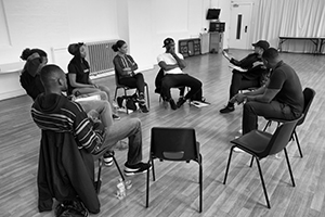 The Rose Arts London Rehearsal 18